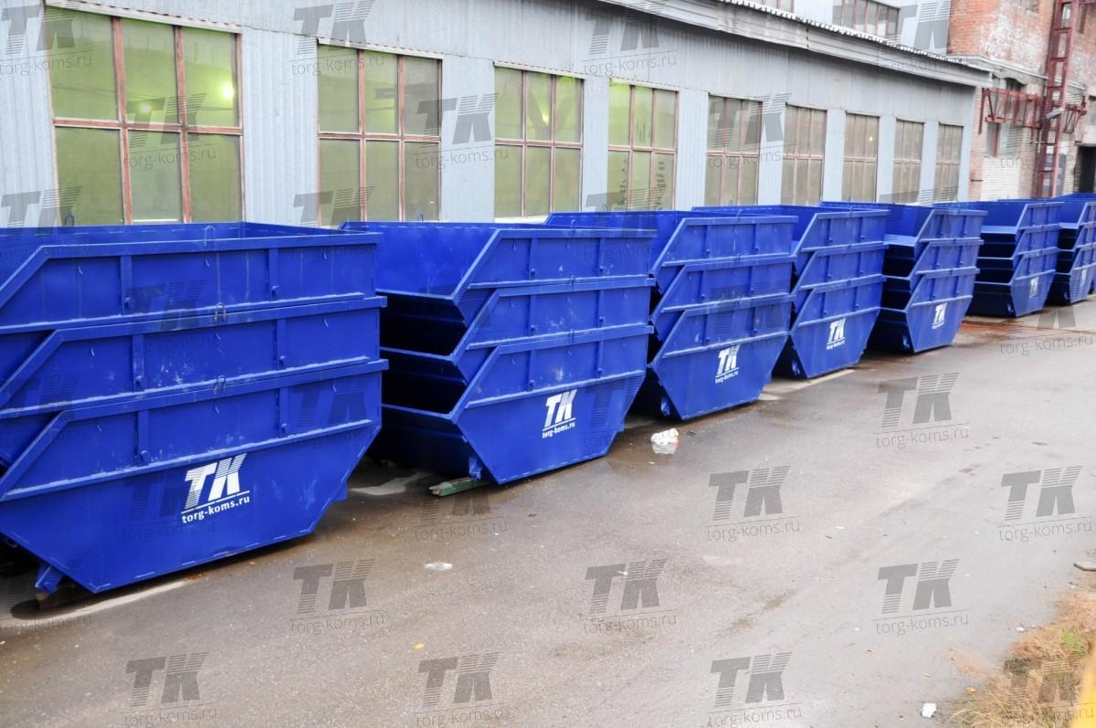 "Бункер для мусора БН-8 7 м3 ""Sity"""