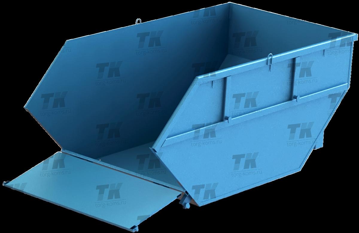Бункер лодочка ТК- Борт