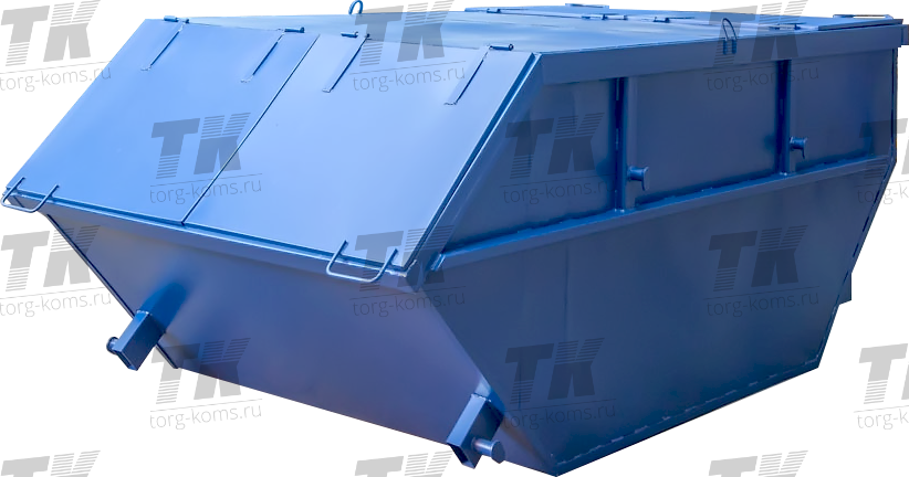Бункер для мусора ТК-Закр