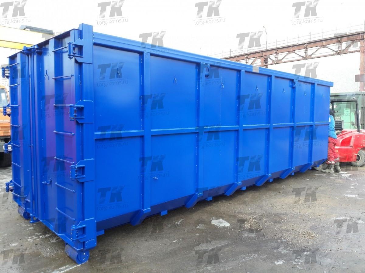 Контейнер 27 м3 мультилифт для ТБО