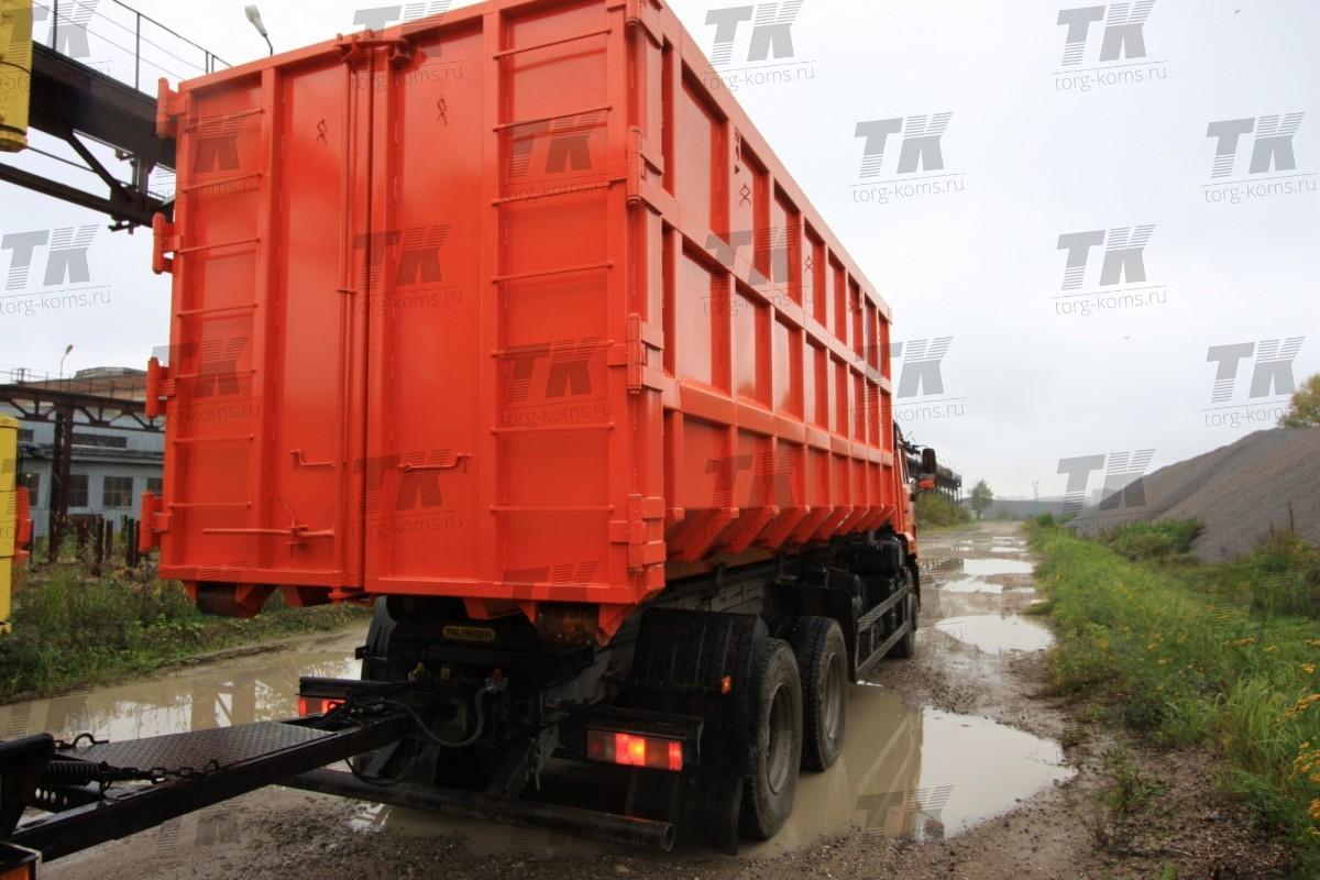Контейнер типа мультилифт 32 м3 супер усиленный