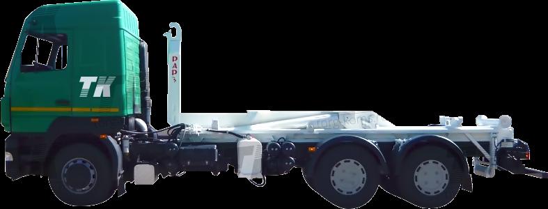 Мультилифт РАРЗ на базе шасси МАЗ
