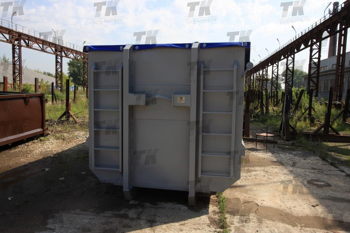 Контейнер для перевозки БИООТХОДОВ 30 м3