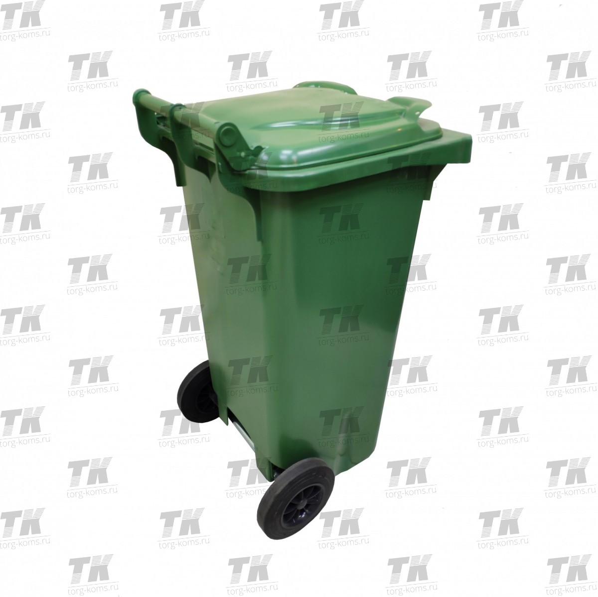 Пластиковый евроконтейнер 120 литров