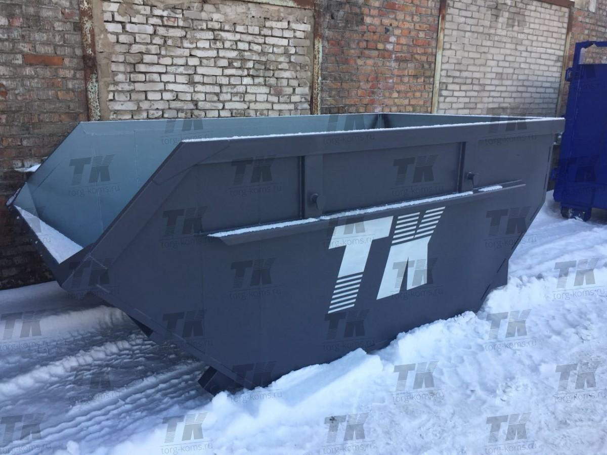 Бункер - лодочка БО-8.35