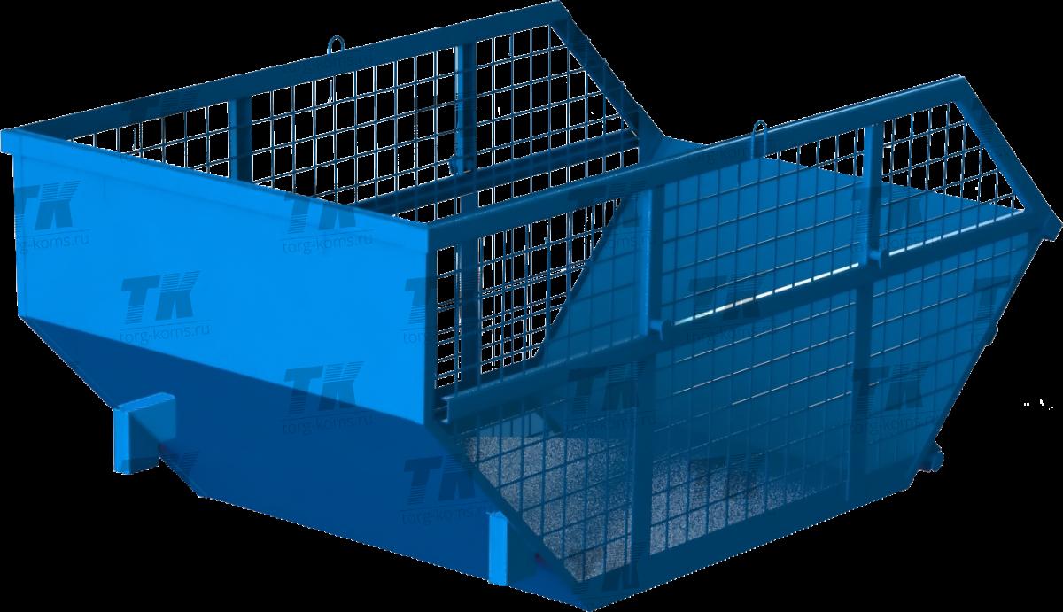 Бункер лодочка ТК-Сетка