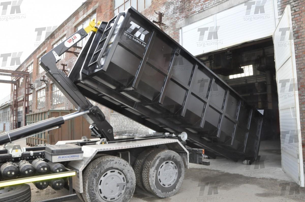 Усиленный контейнер типа мультилифт 20 м3