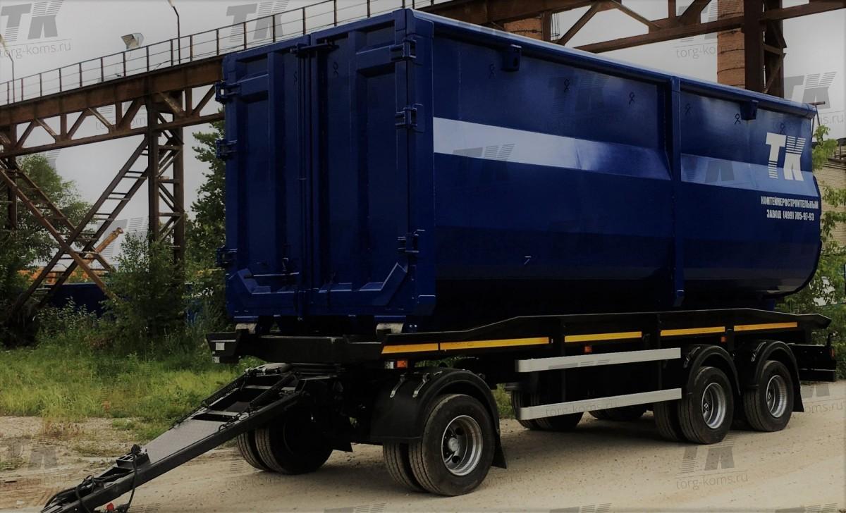 Прицеп-контейнеровоз 8462(64)-11
