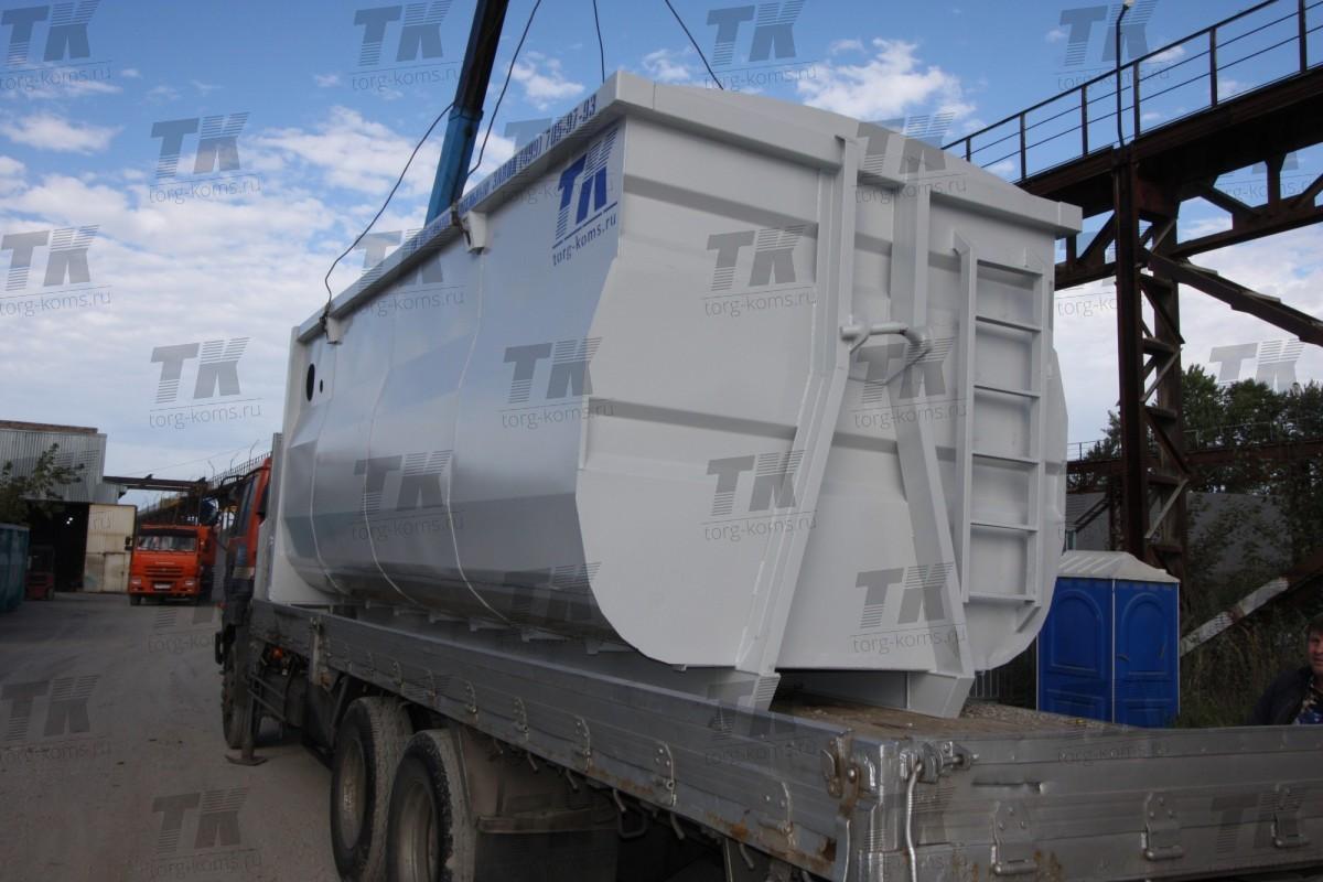Герметичный контейнер для системы аспирации