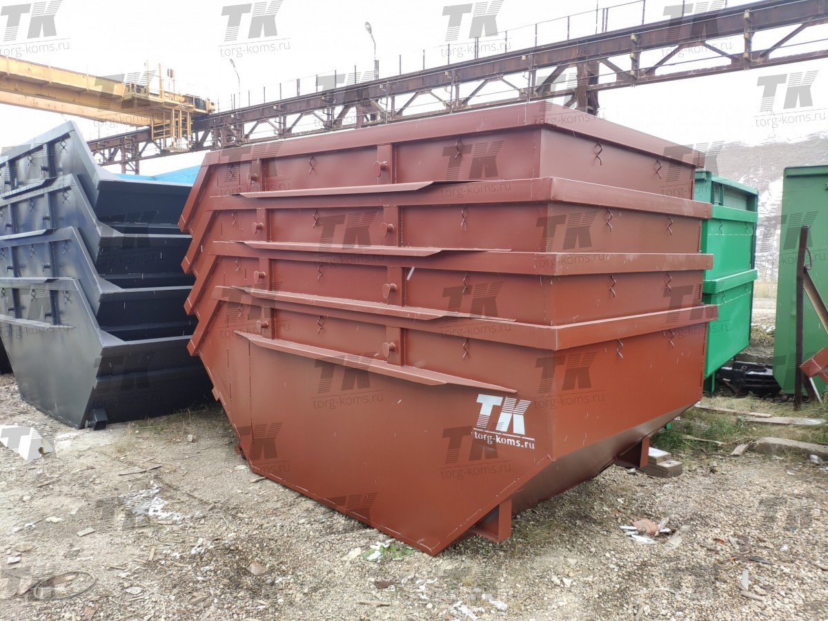 Бункер - лодочка БО-7.35