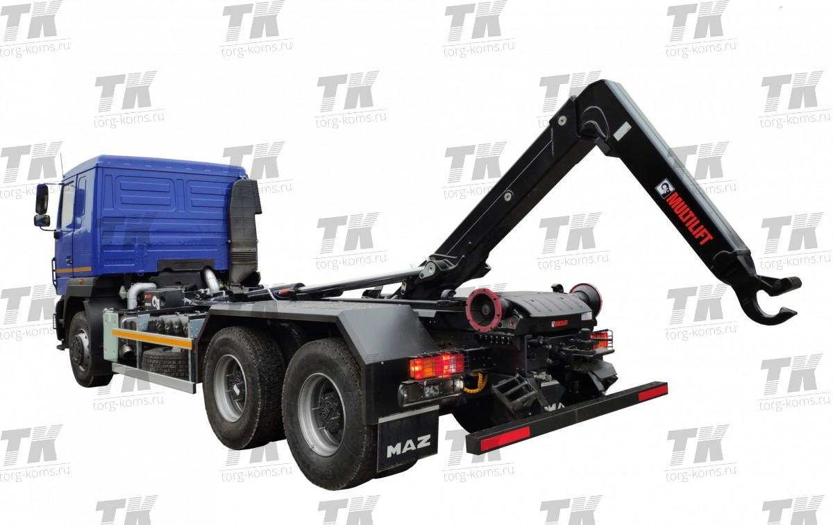 Мультилифт HIAB Optima 20S59 на базе шасси МАЗ 631228
