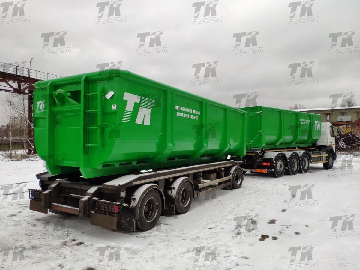 """Контейнер мультилифт серии """"TITAN"""" ML 27"""